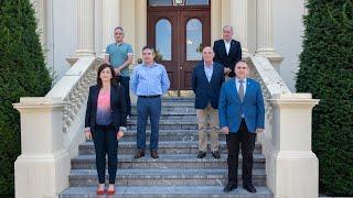 Firma de el Acuerdo de Reconstrucción Económica y Social de La Rioja