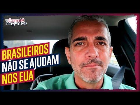 Vlog: brasileiros nos