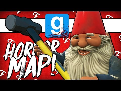 Gmod: Gnome Smash! (Garrys Mod Horror Maps Comedy Gaming)