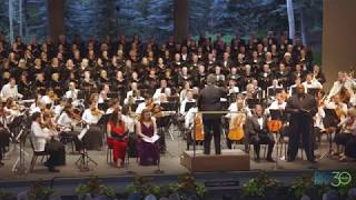 Alan Gilbert Bids Vail Farewell with Beethoven's Ninth
