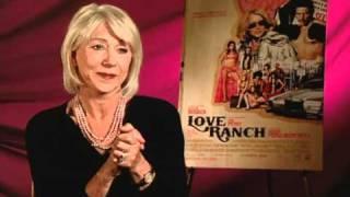Love Ranch - Exclusive: Helen Mirren Interview