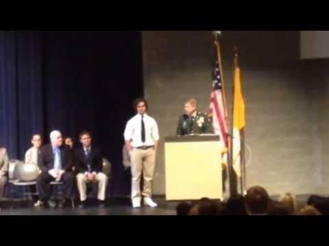 Tommy Maddox Academy Presentation