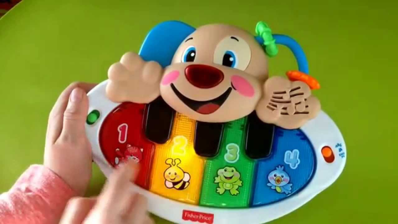 Fisher Price Laugh And Learn Puppy S Piano Review