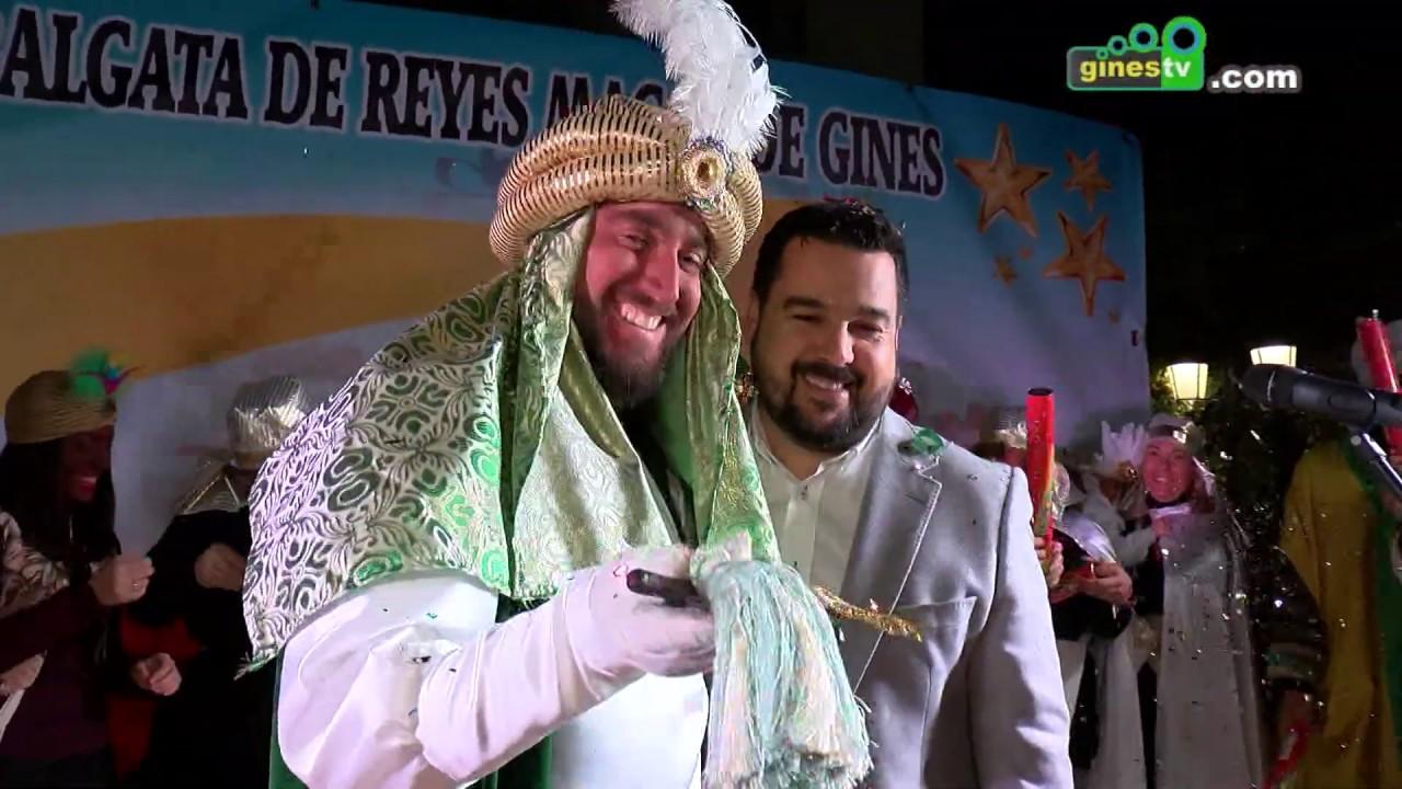 El Heraldo Real llega este viernes día 4 a Gines como antesala de la Cabalgata de Reyes Magos