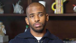 Chris Paul Gets Choked Up Remembering Kobe Bryant (Exclusive)