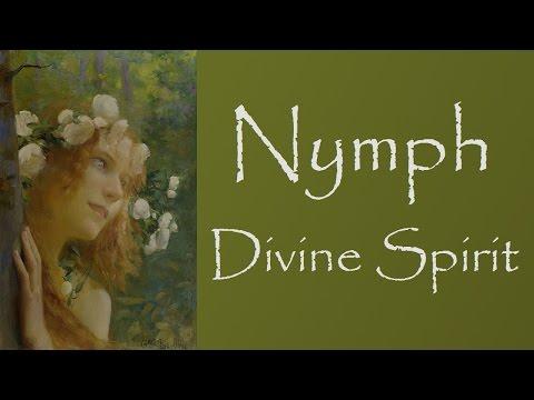 Greek Mythology: Story of Nymph