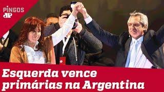 O perigo da volta da esquerda na Argentina