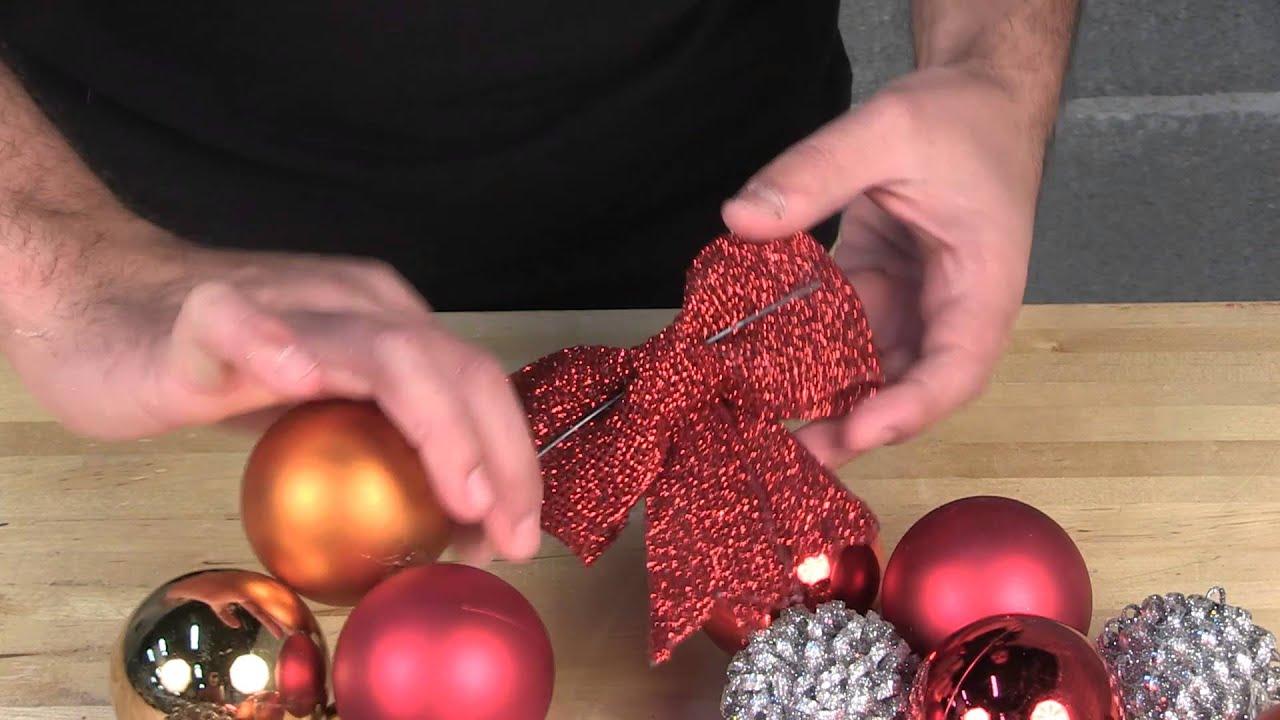 C mo hacer una corona de navidad reciclando youtube - Como hacer coronas de navidad ...