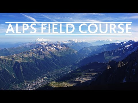 Alps Field Course - Physical Geography BSc (Hons)