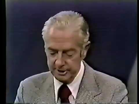 Election Night 1972 ABC News Coverage