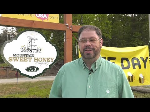 Business is Buzzing For North Georgia Honeybee Supplier