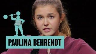 Paulina Behrendt – Der Strebertext