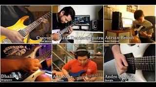 International 'John Petrucci Style' Jam