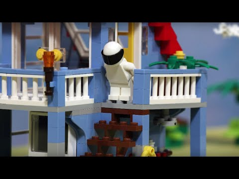 Meet Lego Stig! | Top Gear