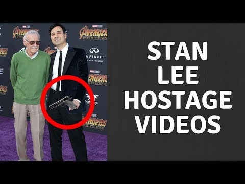 The Stan Lee Hostage Tapes ARE REAL & There Are More