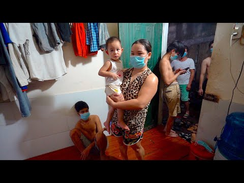SLUM of broken dreams for Hill tribe people in Vietnam.