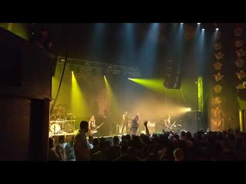 Amorphis - The Bee - Live Palladium, Worcester MA 2018-10-13
