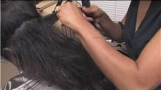 Hair Care Tips : How to Turn Damaged Hair Into Straight Silky Hair