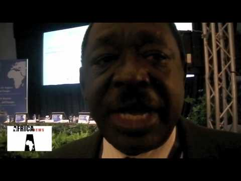 Forum Africa - Daniel Atubo - minister Land - Uganda