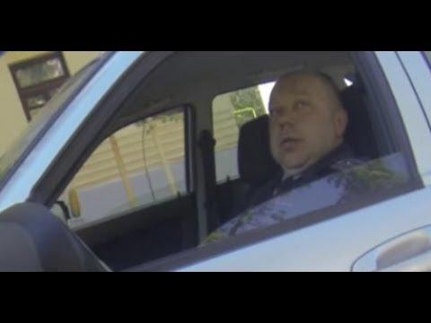 Замначальника Ленинского РОВД Бреста нарушает ПДД