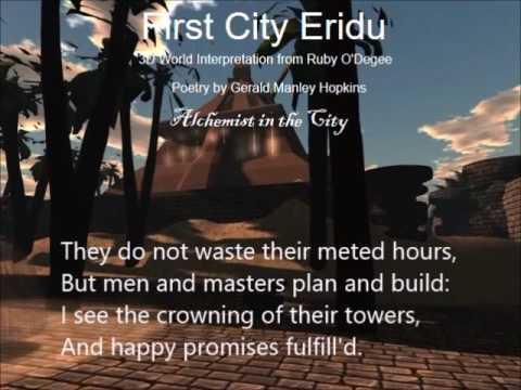 First City Eridu, 3d Artist Interpretation