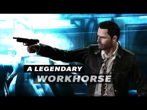 The Weapons Of Max Payne 3_ 1911 Semi-Automatic Pistol