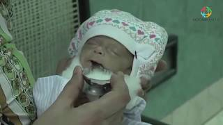 SNCU - Hand Expression of Breastmilk - Marathi