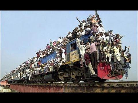 อนาคตที่สดใสของรถไฟอินเดีย