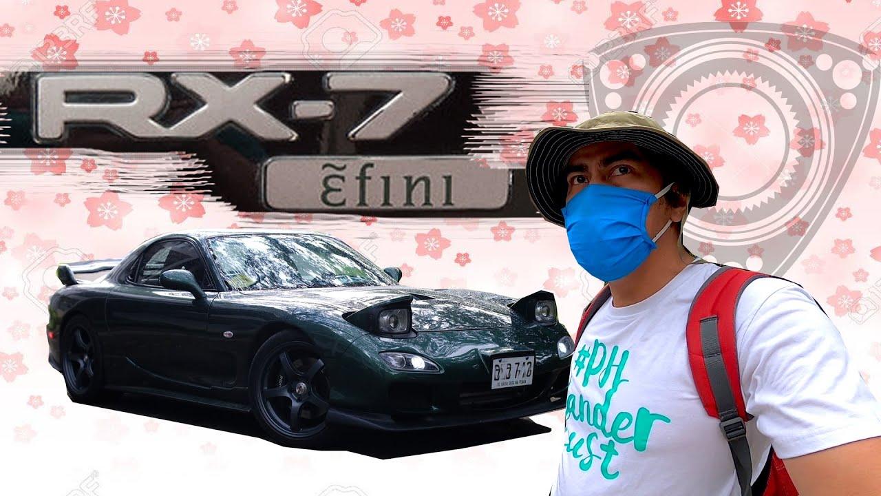 1999 Mazda RX 7 FD3S (J)
