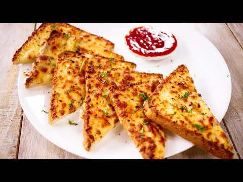 Chilli Cheese Toast Recipe – 5 Min Snack Recipe – CookingShooking