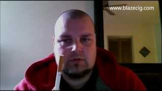 Real Reviews: Blaze E-Cig Deluxe Kit and Electronic Cigar from Blaze Electronic Cigarettes