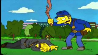 Simpsons Civil War
