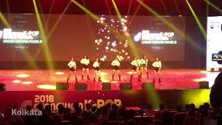 KPOP INDIA GRAND FINALE 2018 / New Delhi