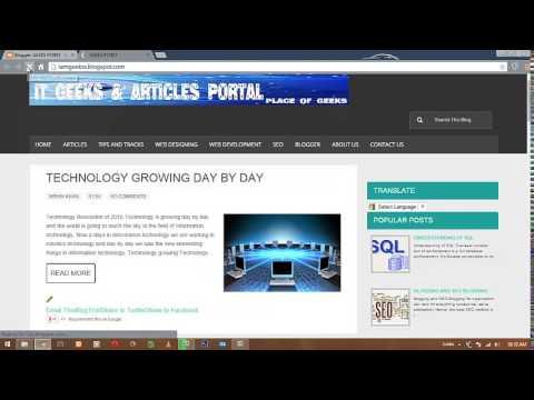 SEO Blogging Lecture 4 Pro Bloggings