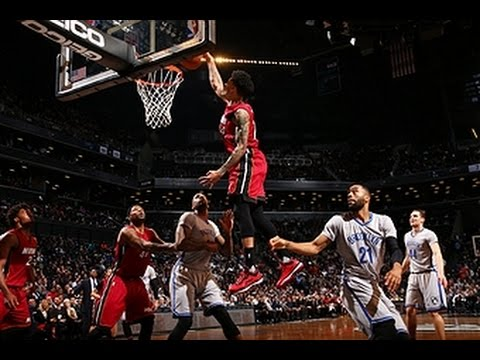 Miami Heat vs Brooklyn Nets - January 26, 2016