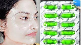 1 বার Vitamin E কে এইভাবে লাগিয়ে দেখুন ত্বক কাঁচের মত চকচকে ও ফর্সা হয়ে যাবে Get Glass Skin