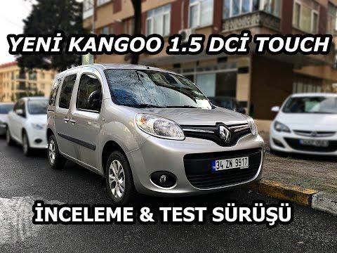 Yeni Kangoo 1.5 Dci Touch | İnceleme ve Test Sürüşü