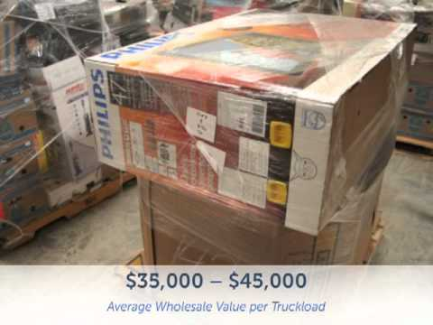 General Merchandise Returns Truckloads From