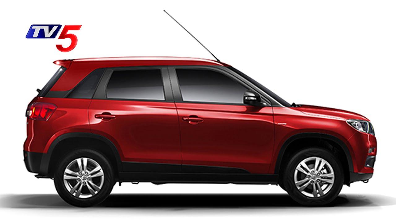 Maruti Suzuki Brezza Price Specifications Auto Report Tv5
