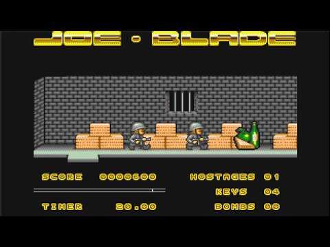 Atari ST Longplay: Joe Blade