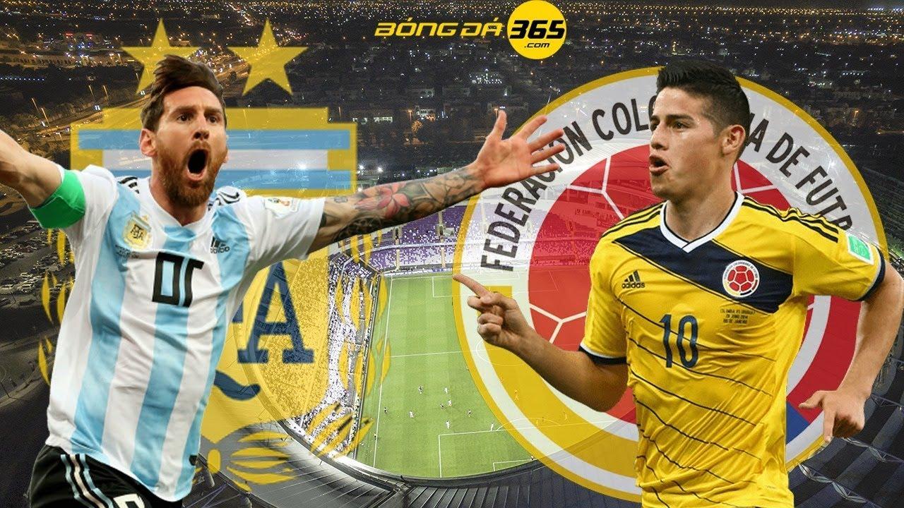 Soi kèo tỷ số, dự đoán kết quả: Argentina vs Colombia ngày 15/6