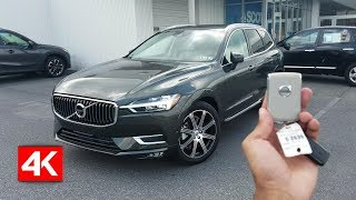 2018 VOLVO XC60 - IN DEPTH WALKAROUND STARTUP EXTERIOR INTERIOR & TECH