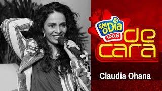 Claudia Ohana De Cara na FM O Dia