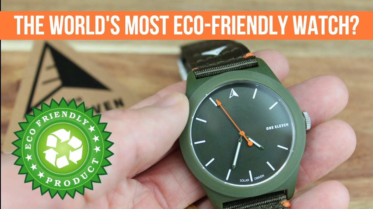 Are One Eleven Solar Watches Any Good Full Review One Eleven Watch Cbo2010 Youtube