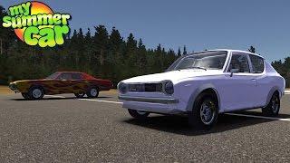 My Summer Car - DRAG RACE