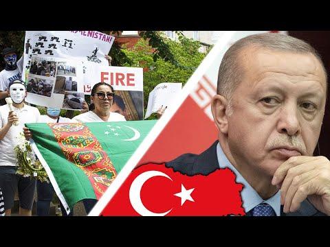 Türkmen Halkının Türkiye Milletine ve Cumhurbaşkanına Seslenmesi