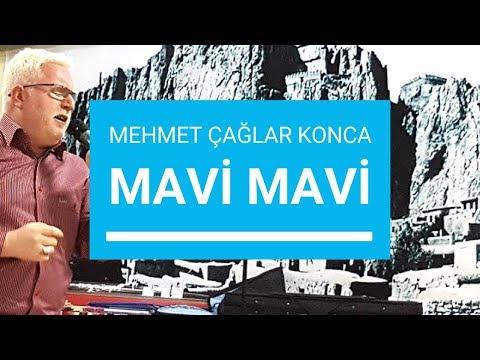 Mehmet Çağlar Konca - Mavi Mavi