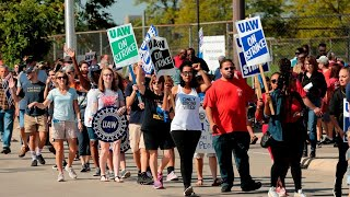 Could the UAW strike in Michigan impact Trump's reelection?