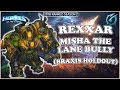 Grubby   Heroes of the Storm - Rexxar - Misha The Lane Bully - HL 2018 S2 - Braxis Holdout