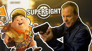 HEAD TO HEAD CARD BATTLES (Superfight)